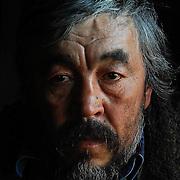 Portraits of Chukchi people