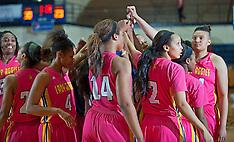 2014-15 A&T Women's Basketball vs FAMU