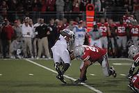 Cameron Heyward in the Ohio State vs Penn State game on Nov. 13, 2010 at Ohio Stadium in Columbus, Ohio.
