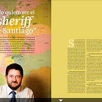 Retratos para Revista Universitaria UC