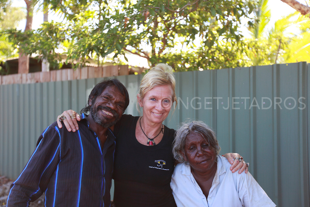 When I moved to Australia, I was appalled and deeply affected by the way Aboriginal people were treated. I was disturbed by the negative attitudes and disrespect Australians expressed toward the nation&rsquo;s First People. So, in 2010, I decided to have a closer look. I started mingling with Aboriginal people to get to know them and better understand their lives.<br />