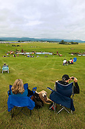 Eventing (equestrian triathlon), Cross Country competition, The Event at Rebecca Farms,  Kalispell, Montana
