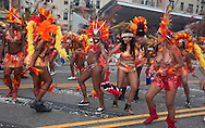 The 44th Annual West Indian Labor Day Parade , took place today on Eastern Parkway in Brooklyn. It is considered to be New York City's largest with 3.5 million particapants. It is considered to New York City's largest with 3.5 million particapants.