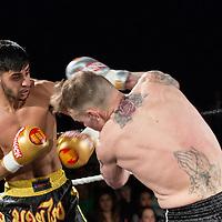 Luke Donoghue vs  Balraj Khara