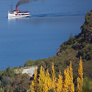 TSS Earnslaw Lake Wakatipu Queenstown