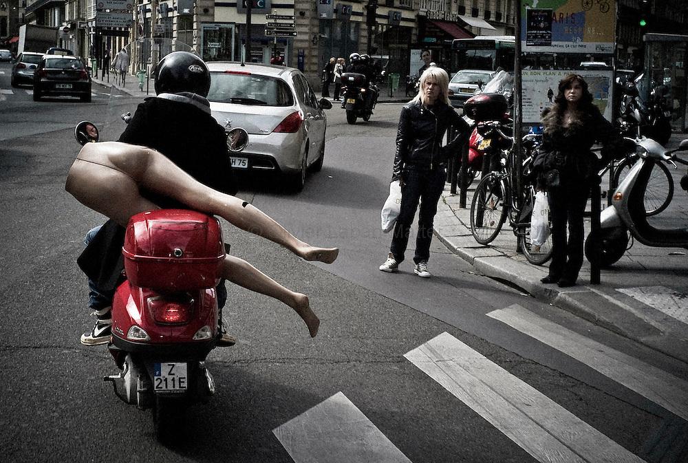 Paris, April 2009