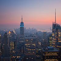 New York street scenes