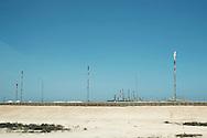 Libya: ENI petrochemical plant in Mellitah. Alessio Romenzi