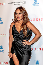 BURBANK, CA - SEPTEMBER 29 Actress Adrienne Bailon attends during Metropolitan Fashion Week Autism Speaks La Vie En BLUE Fashion Gala at the Warner Bros. Studios in Burbank, California USA on September 29, 2016. Byline, credit, TV usage, web usage or linkback must read SILVEXPHOTO.COM. Failure to byline correctly will incur double the agreed fee. Tel: +1 714 504 6870.