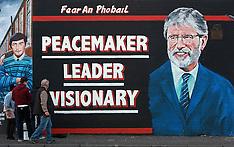 MAY 02 2014 Gerry Adams IRA murder case