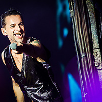Depeche Mode Performing at Austin City Limits<br />