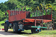 Truck in Costa Rica, Guantanamo, Cuba.