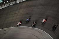 Ryan Briscoe, Dario Franchitti, Scott Dixon, Helio Castroneves, Danica Patrick, Indy Car Series