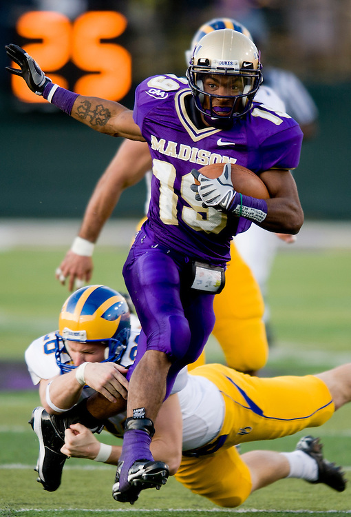 James Madison - Delaware Football