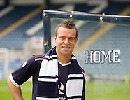 Gavin Rae returns to Dundee FC