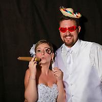 Lenee&David Wedding Photo Booth
