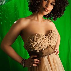 Model:  Erica   Dress/Style:  Booshie Design  .Makeup: Jarmal