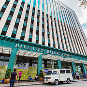 CAPTION: Makati City Hall, where the Climate City Core Team meets. LOCATION: Makati City Hall, Makati, Metro Manila, Philippines. INDIVIDUAL(S) PHOTOGRAPHED: N/A.