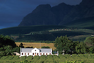 Near Paarl.South Africa