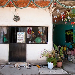 Street scenes from the small town of Sayulita, Mexico.