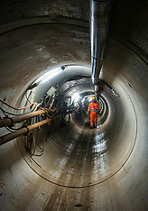 Construction of Tunnel in Germany