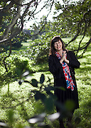 Liane Rossier Co-founder of Dinosaur Designs now active in the edges of the green movement.