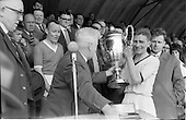 1962 - Railway Union win the Bradmola Cup at Tolka Park.