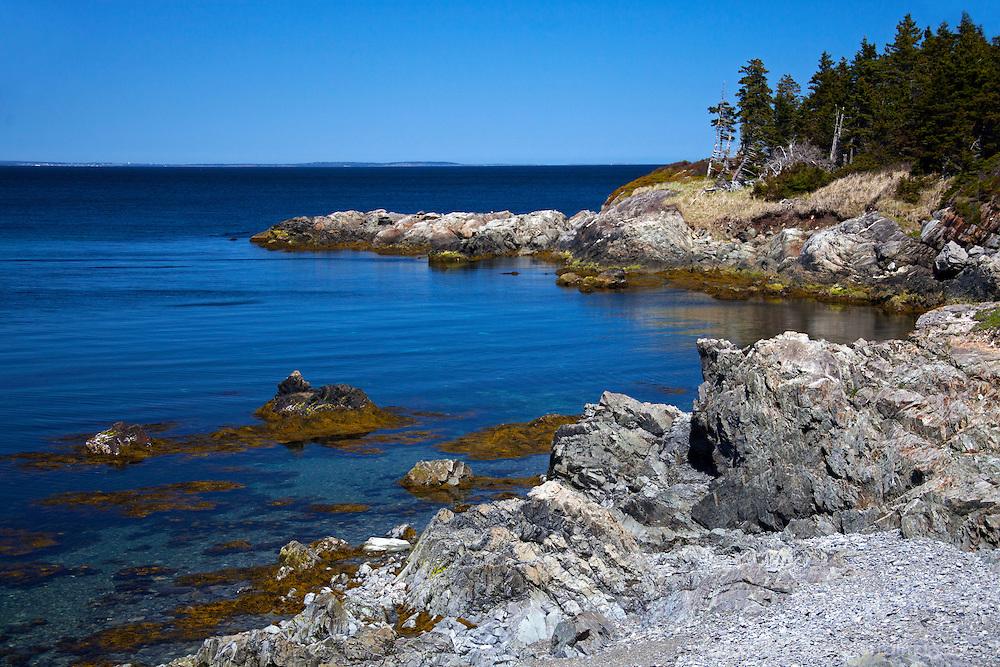 North America, Canada, Nova Scotia, Guysborough. Half Island Cove on Chedabucto Bay.