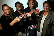 """Atmosphere at The Bombay Sapphire & Vibe Magazine Present Ashanti's """"The Declaration"""" A Listening Party held at The W Hotel (West Street) on June 4, 2008"""