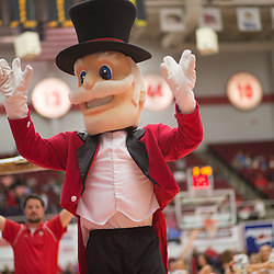 Austin Peay State University men's basketball takes on Eastern Illinois on January 19, 2013.