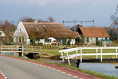 farmhouses, boerderijen , Netherlands