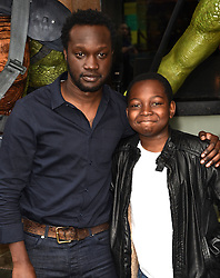 VIP Screening of Teenage Mutant Ninja Turtles - Out Of The Shadows held at Vue Westend, Leicester Square, London on Sunday 29 May 2016
