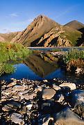 Alaska. Arctic National Wildlife Refuge ANWR . Aichlic River drainage.