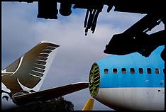 NOV 15 2013 Aeroplane Scrapyard