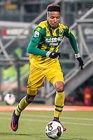 DEN HAAG - ADO Den Haag - Telstar , Voetbal , KNVB Beker , Seizoen 2016/2017 , Kyocera Stadion , 25-10-2016 , ADO Den Haag speler Tyronne Ebuehi