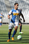 CAPE TOWN, South Africa - Monday 21 January 2013, Nassim Ben Khalifa of Grasshopper Club Zurich during the soccer/football match Grasshopper Club Zurich (Switzerland) and Jomo Cosmos at the Cape Town stadium..Photo by Roger Sedres/ImageSA