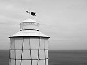Coast to Coast XXIV. Lighthouse overlooks the North Sea.