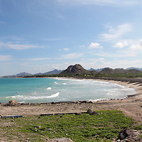 Cabo Pulmo Park is located just 60 miles north of Baja&rsquo;s tourism epicenter, Los Cabos. This jewel of the East Cape region of Baja California Sur stretches five miles from the northernmost tip, Pulmo Point to the southernmost tip, Los Frailes. Surrounded by undeveloped desert and a stunning mountain range, the pristine beaches of Cabo Pulmo Park give way to a shallow bay that cradles one of three living reefs (the only hard coral reef) in North America.<br /> <br /> For many years, this precious place went unprotected. But through the tenacious efforts of the Cabo Pulmo community, in 1995, the waters offshore from Cabo Pulmo were designated a National Marine Park by the Mexican government.
