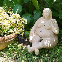 Fat nude