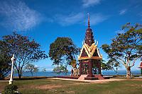 Kep Beach Pagoda