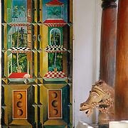 Geoffrey Bawa's Colombo home.
