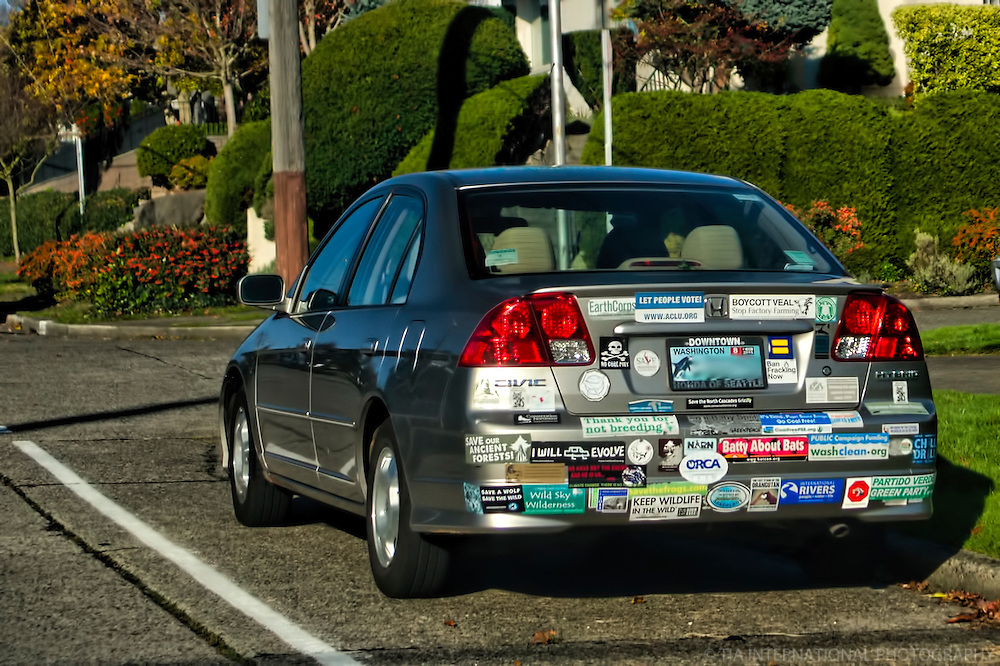 """NOVEMBER 11th:  """"Message(s) on a Bumper"""""""