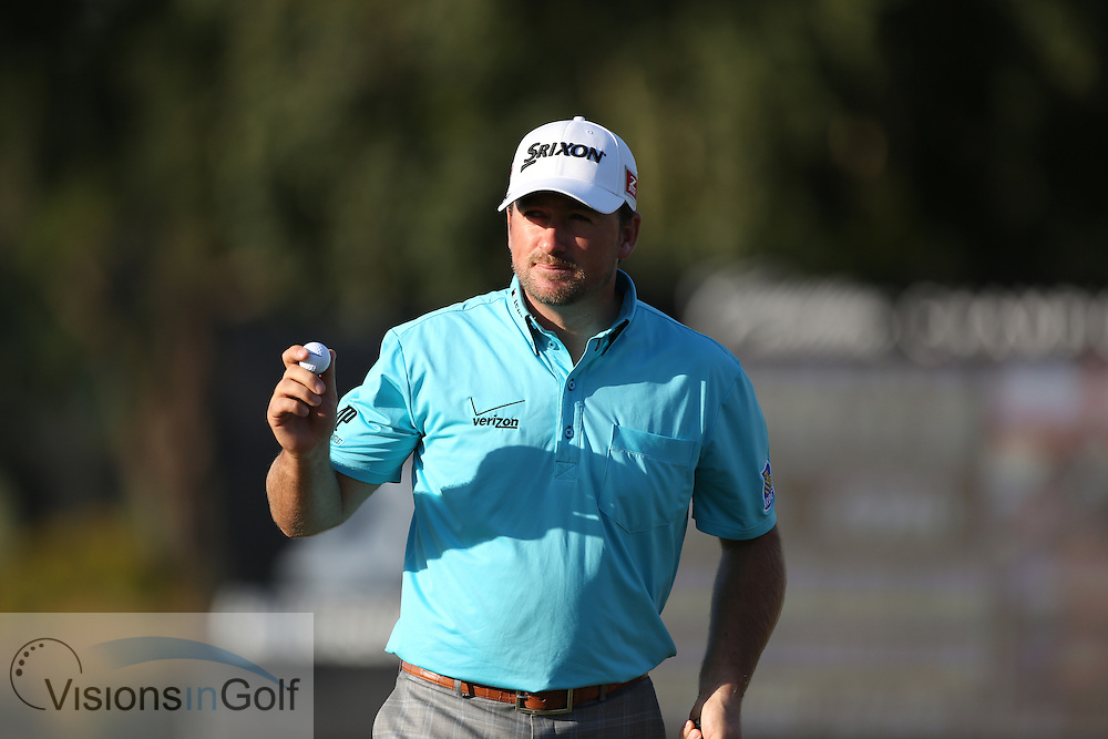 Graeme McDowell<br /> at the Cadillac WGC Doral, Miami, USA<br /> March 2013<br /> Picture Credit:  Mark Newcombe / www.visionsingolf.com
