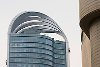 skyscraper in Shanghai China