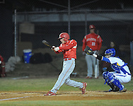 Oxford High vs. Lafayette High in Oxford, Miss. on Thursday, March 14, 2013. Oxford won 19-9.