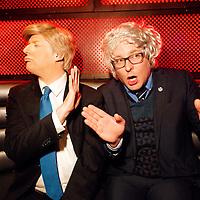 Trump vs. Bernie: The Debate! - James Adomian and Anthony Atamanuik - 2/12/16
