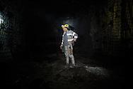 The coal cutting spot