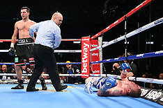 May 31, 2014: Carl Froch vs George Groves II