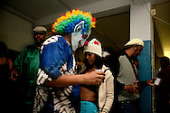 A private party during Carnival in Mindelo, capital of Sao Vicente island