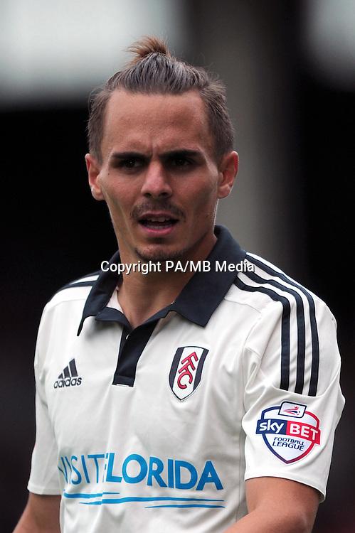 Fulham's Kay Voser